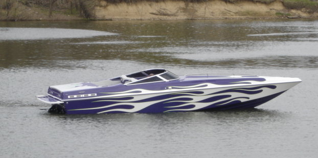 October 2007's Boat of the Month