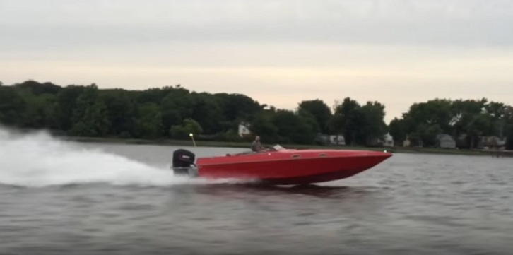 Boat of the Month Picture